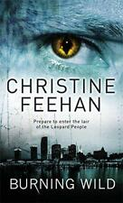 Burning Wild: Leopard People Series: Book 2 by Christine Feehan | Paperback Book