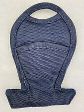 Genuine Maxi Cosi Baby Car Seat crotch pad cover Cabriofix Buckle Protect Blue