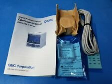 SMC ISE30-T1-25-LB PRESSURE SWITCH, H/ PRECISION, ISE30/ISE30A PRESSURE SWITCH