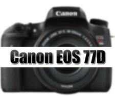 Brand NEW Canon EOS 77D DSLR Camera (Body Only)