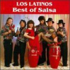 CDs de música salsas latinos