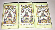 3 THREE - Florida Water Soaps Murray Lanman Brand - New Fresh Agua Ponce De Leon