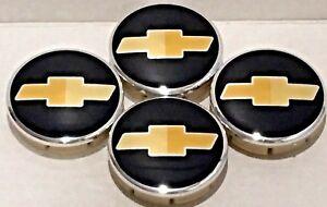 Auto Logo Hub Caps Sunscreen Dust-Proof Waterproof Styling Accessories,56mm 4 pcs Car Wheel Hub Centre Caps for Chevrolet Cruze Malibu Trax Camaro Lacetti Aveo Cobalt Sail Captiva Epica Decal