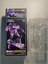 MP-29 Shockwave Laserwave Destron Transformers Masterpiece Takara Box Only