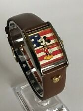 Disney Mickey Mouse Fourth Of July Watch by Seiko