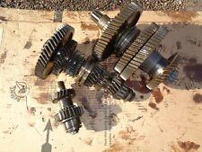 Ford Tractor Jubilee Transmission Top & Bottom shafts W/Gears & Reverse Idler