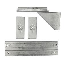 Tecnoseal ak anodensatz zinc para Mercury 40 50 60 CV EFI CV ánodos kit 4 tiempos