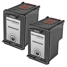 2 92 C9362WN Black Printer Ink Cartridge for HP Photosmart c3194 c4180
