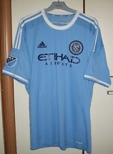 New York City FC 2015 Home football shirt jersey Adidas size XL