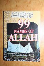 99 Names of Allah Asma-e-Husna Book Pocket Size