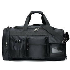 Large Gym Bag Sport Travel Pocket Shoe Waterproof Work out All Purpose Duffle !