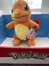 "Pokémon**CHARMANDER**Plush Toy Stuffed Animal 8"" Wicked Cool Toys New"