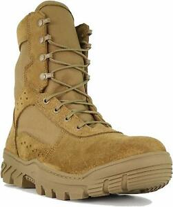 Thorogood Men's War Fighter Military Boot 813-8800 Tactical Desert Storm Shoes