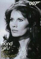 James Bond Women of James Bond in Motion Bond Girls Are Forever Chase Card BG13