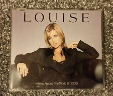 Louise - Arms Around The World - CD Single - CD2 - Good Condition - tested