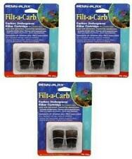 New listing Penn Plax Filt-A-Carb for Multi-Pore and Undergravel E Filters- 6 Total (3.