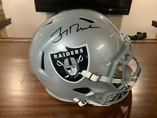 Jerry Rice Autographed Riddell Speed Rep Full Size Raiders Helmet