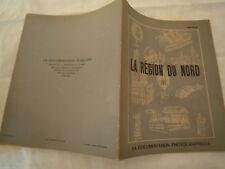 N° 38 LA REGION DU NORD LA DOCUMENTATION PEDAGOGIQUE 1950
