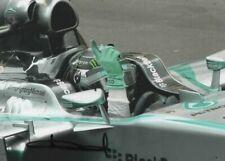 Nico Rosberg signed photo. Mercedes 2014. COA. 15X21
