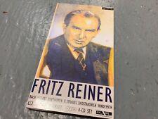 FRITZ REINER 4 CD SET ARTONE