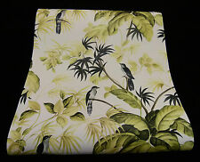 "05550-20) 1 Rolle superschicke Design Tapete ""Tropical Paradise"" Paradies-Vogel"
