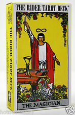 ORIGINAL FAMOUS RIDER WAITE 78 CARD TAROT DECK PAMELA COLMAN SMITH NEW
