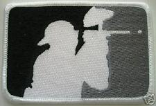 PAINTBALL BWG LOGO Shoulder PATCH Sticker