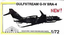 GULFSTREAM G-IV SRA-4/ S-102 B KORPEN (SWEDISH AF SIGINT PLANE) 1/72 BROPLAN