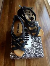 Gorgeous Wedge Shoes By Mooloola RRP$60 NWT