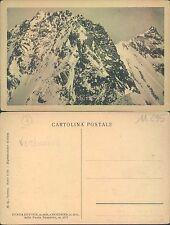 PUNTA ZUMSTEIN m. 4573 - PUNTA DUFOUR m. 4636 E NORDEND           (rif.fg.11295)