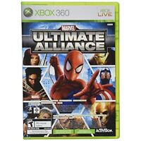 Forza 2 Motorsport And Marvel Ultimate Alliance 2-IN-1 Edition For Xbox 3E