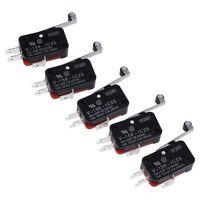 5 X 16A / 250V AC 4A / 250V AC 3 terminali miniatura Interruttore Micro D5 R0B7