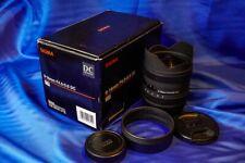 Sigma EX 8-16mm f/4.5-5.6 HSM DC Lens for Nikon