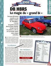 DB PANHARD HBR5  (Document en Français)