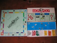 MONOPOLY USA BOARD GAME from 1978 by Parker Brothers USA