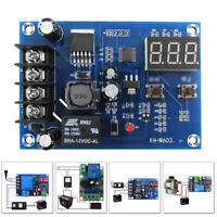 6-60V Lead-acid Battery Charging Controller Protection Board Switch Kit 12V 24V