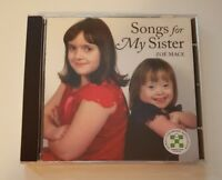 Songs For My Sister - Zoë Mace - Excellent Condition CD - Tested