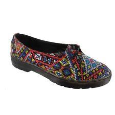 Women's Casual Satin Shoes