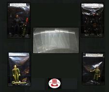 Acid-Free Archival Action Figure Bags Marvel Universe DC Infinite Indiana Jones