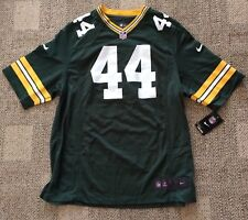Nike NFL Green Bay Packers Football Jersey #44 James Starks Mens Size Large L
