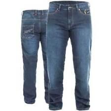 Pantalons jeans bleus pour motocyclette Taille 30