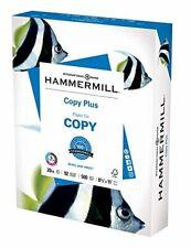 Hammermill Printer Paper, 20 lb Copy Plus, 8.5 x 11 - 1 Ream (500 Sheets) - 92 B