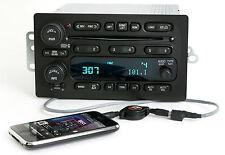 GMC Chevy Truck 2005-09 Radio AM FM 6 Disc CD Player w Auxiliary Input 15234935
