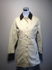 BARBOUR Newmarket Beaufort women's jacket UK 12 US 8 EUR 38 FR 40 (pv:296€)