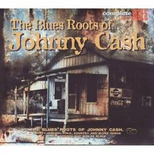 The Blues Roots Of Johnny Cash [CD]