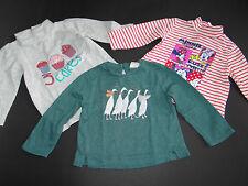 ZARA Disney TEX Drei tolle Mädchen  LG Shirts Gr.68/74