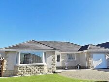Detached Bungalow UK Scotland 3 Bedrooms 3 Bath PETERHEAD Garage driveway Garden