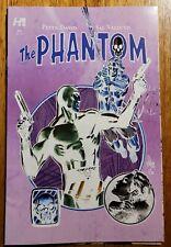 The Phantom #2 by Hermes Press, Variant cover 2B , negative, Sal Velluto