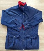 Lobo By Pendleton Mens Jacket Size XL Wool Lined Blue