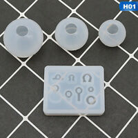 Lifting Ring X3 Silicone Resin Mold For Diy Jewelry Pendant Mould Craft Handmade
